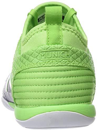Adulto Munich Indoor Unisex Azul 26 Zapatillas Verde Deporte Tiga de Azul 5Y7rxYqwgB