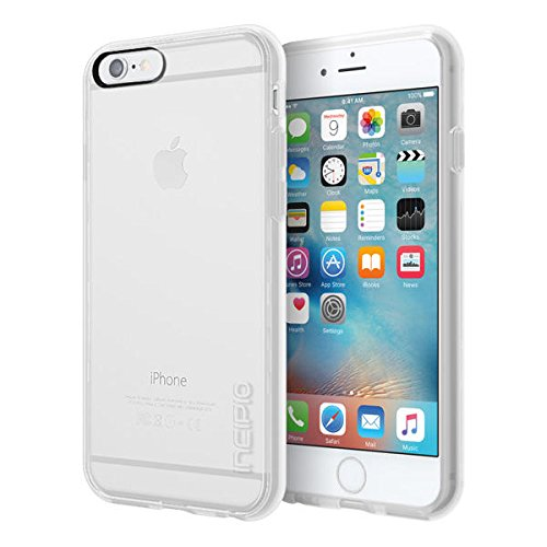 iPhone 6S Case, Incipio Octane Pure Case [Shock Absorbing] Cover fits both Apple iPhone 6, iPhone 6S - Clear/Clear by Incipio