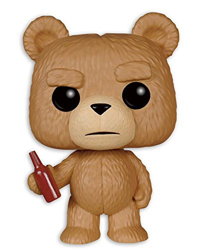 Ted 2 Pop! Vinyl Figure Ted with Beer Bottle