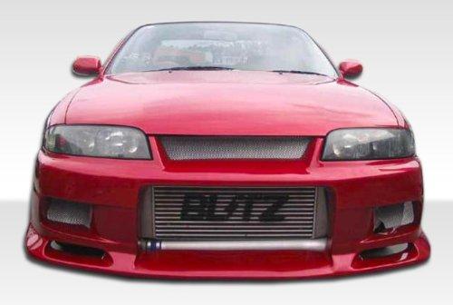 nissan skyline r33 front bumper - 5