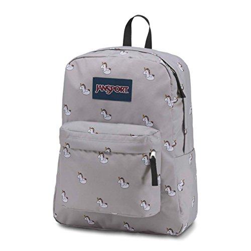 JanSport Unisex Superbreak Back Pack, Unicorn, One Size by JanSport (Image #4)