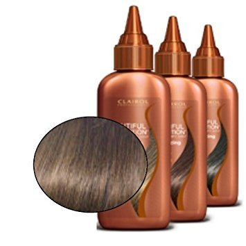 Clairol Professional Beautiful Collection Semi-permanent Hair Color, Light Ash - Clairol Color Permanent Hair