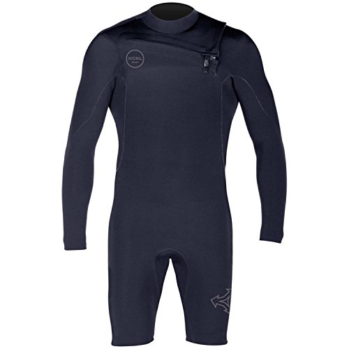 XCEL 2mm Infiniti Comp X2 Long Sleeve Springsuit 2017 - - Comp Wetsuit