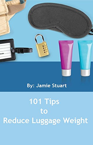 101 Tips Reduce Luggage Weight ebook product image