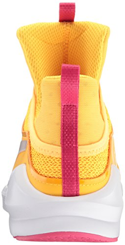 Puma Womens Fierce Culture Surf Sneaker Ultra Yellow-puma White