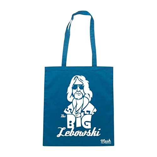 Borsa The Big Lebowski - Blu Royal - Film by Mush Dress Your Style