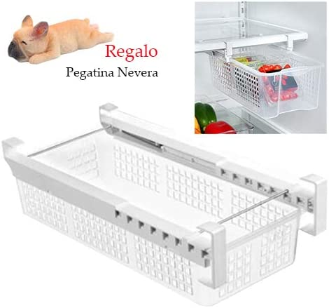 Nevera Organizador Cesta - Smart Design Refrigerator Pull out ...
