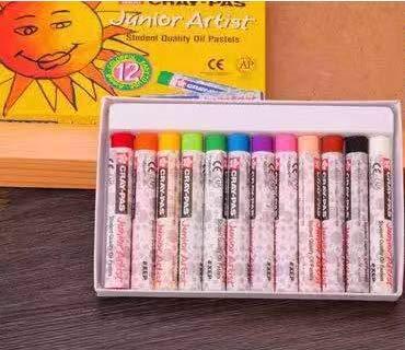 Pastel al óleo -12 colores / 16 colores / 25 colores / 36 ...