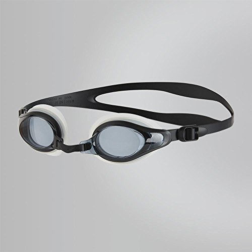 Speedo-Goggles-Mariner Supreme Optical Goggle-Black-5.5, used for sale  Delivered anywhere in Canada