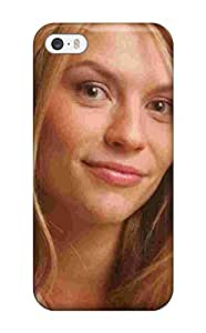 Hot Claire Danes First Grade Tpu Phone Case For Iphone 5/5s Case Cover