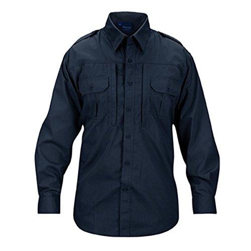Duty Uniform - Propper Men's Tactical Shirt - Long Sleeve LAPD Navy XXLL