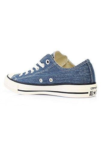 Converse - CT OX Nav - Color: Azul marino - Size: 44.5