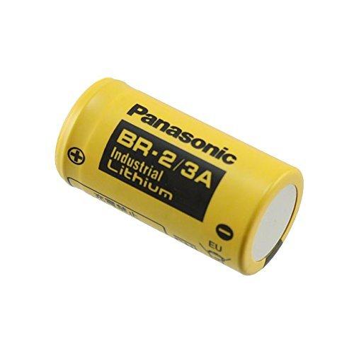 Battery Lith 1200Mah 2/3A Type by Panasonic - BSG