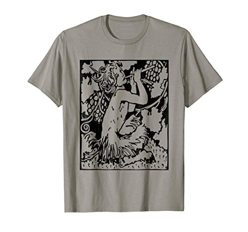 Pan God T-Shirt Greek Mythology Ancient Greece Faun Satyr