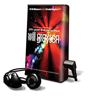 Will Grayson, Will Grayson: Library Edition (Playaway Young Adult) (1441860827) | Amazon Products