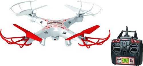 World Tech Toys 2.4 GHz 4.5 Channel Striker Spy Drone Picture & Video Remote Control Quadcopter (Discontinued by manufacturer) by World Tech Toys