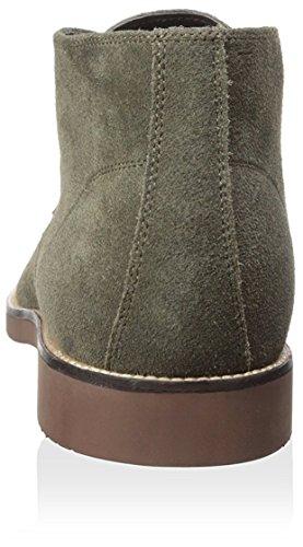 Franklin & Freeman Mens Butler Mocka Chukka Boots Taupe
