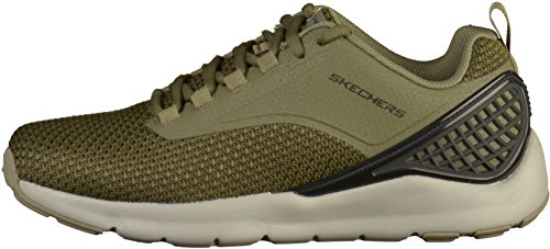 buy cheap clearance buy cheap sneakernews Skechers 52848 Mens Sneakers  Olive / black Bf8QzKIR ...