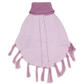 QianHaoQJu Suéter de Moda del Perro Ropa Linda del Animal doméstico, Ropa de la Capa del Perro del Perrito (Size : Metro): Amazon.es: Productos para ...