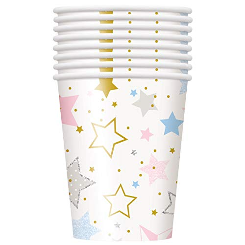 Twinkle Twinkle Little Star Party Cups, 9 oz, 8 Ct.