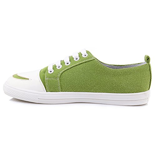 Shoes Women Skateboard Green KemeKiss Spring qOtwdaRxa