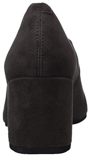con para 18 Grey Punta Olivia de Tacón Vagabond Zapatos Cerrada Gris Mujer Dark nOqHBxI