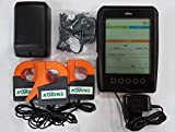 Korins MyWatt 10ch. Wireless Electricity Monitor & Logger with Cloud Service, SEM3110A2USA-200A with 2pcs of 200A clamp including 2 years web cloud service