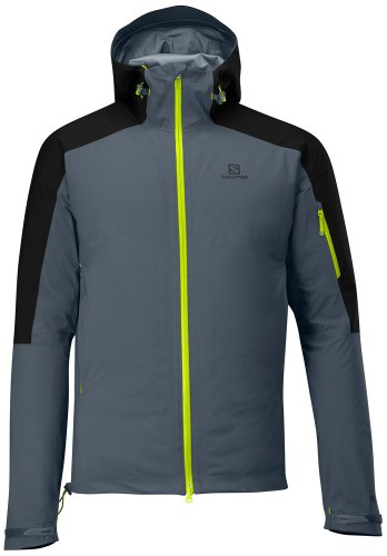 Herren Outdoor Jacke Salomon Tri State Insulated Hoodie Jacket