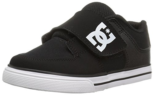 dc-boys-pure-v-ii-sneaker-black-white-9-m-us-toddler