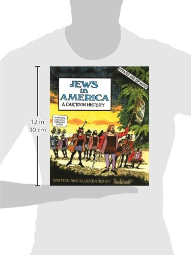 Jews in America, New Edition: A Cartoon History