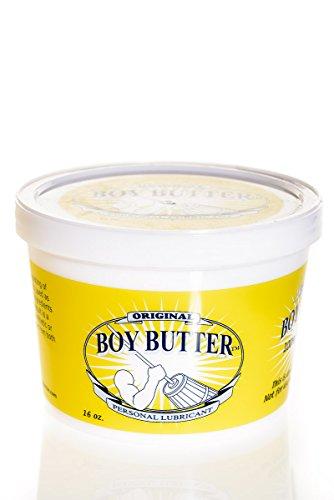 Boy Butter lubrifiant personnel, 16 onces Tub