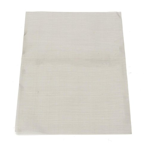 UTP 1pc 180/300/325/400 Mesh Woven Wire Protective Stainless Steel High Strength Screening Filter Sheet 30cm20cm