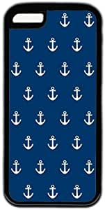 meilz aiaiAnchor Pattern Theme Hard Back Cover Case For Iphone 5Cmeilz aiai