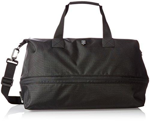 Victorinox Lightweight Carry On (Victorinox Werks Traveler 5.0 WT Weekender, Black, One Size)