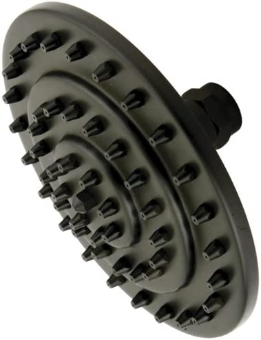 Polished Chrome Kingston Brass K206A1 Designer Trimscape Showerscape 6-Inch Shower Head