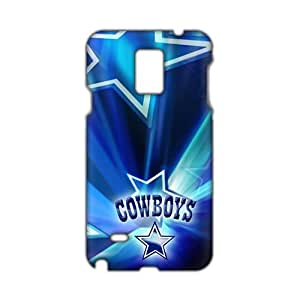 SHOWER 2015 New Arrival dallas cowboys 3D Phone Case for Samsung NOTE 4