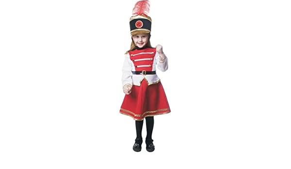 girls ladies fancy dress accessory PARADE MARCHING BAND TALL MAJORETTE HAT