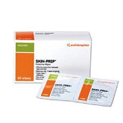 Skin-Prep Protective Wipes, 50 ea