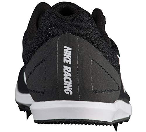 017 De Zapatillas Eu Nike volt Rival Negro Para Mujer Running 10 38 Wmns black Zoom D white 4BA64
