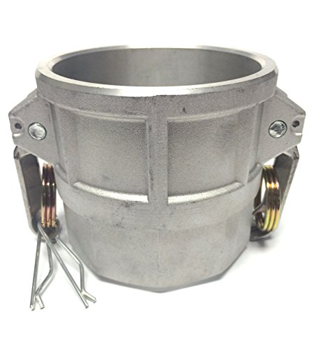 3 Structural Steel Pipe (PT Coupling CF1000430 CF300D Contractor Type D Cam and Groove Fitting, 3