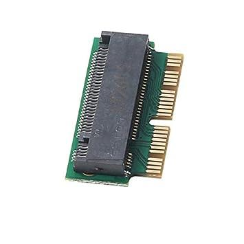 CamKpell Agregue Tarjetas Adaptador PCIE a M2 SSD M.2 ...
