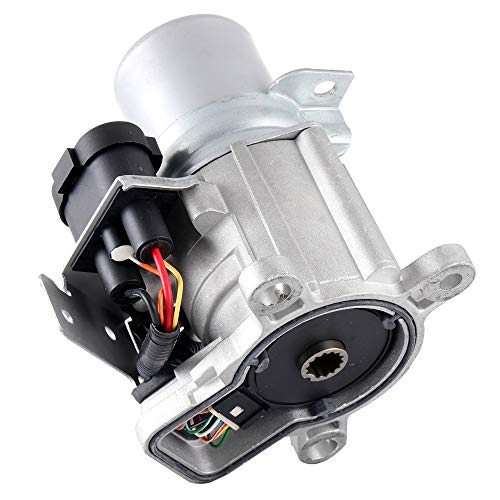 ECCPP Transfer Case Motor Fit for 2008 2009 2010 Porsche Cayenne,2004 2005 2006 2007 2008 Volkswagen Touareg 0AD341601 Transfer Case Shift Encoder Motor