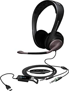 Amazon.com: PC 163D Headset with Incredible Dolby 7.1