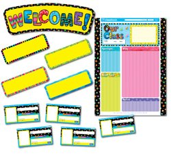 Classbook welcome BBS by Creative Teaching Press