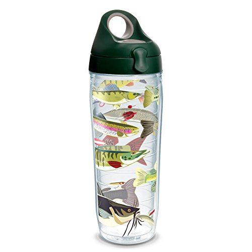tervis-anheuser-busch-freshwater-fish-lure-wrap-clear-inner-water-bottle-with-hunter-green-lid-24-oz