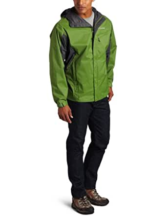 Columbia Men's Big Watertight Packable Rain Jacket, Amazon, 1X