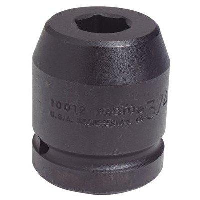 Stanley J10018 Proto 6 Point 1-Inch Drive Impact Socket, 1-1/8-Inch Stanley Proto J10018 6 Point 1 Drive Impact Socket 1-1/8