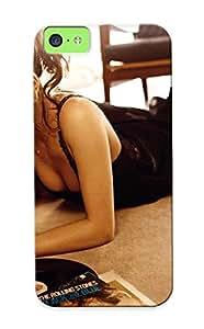 Mmjaao-2767-nbqjfvy Case Cover, Fashionable Iphone 5c Case - Mila Kunis Actress Brunee Brunees Women Female Females Justin Timberlake Singer Pop