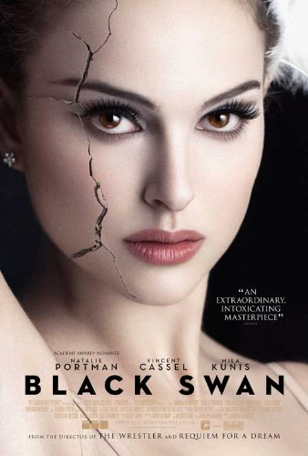 Black Swan 27 x 40 Movie Poster - Style F