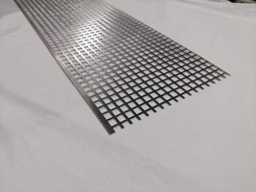- Perforated Aluminum Sheet, Type 3003-H14, 12